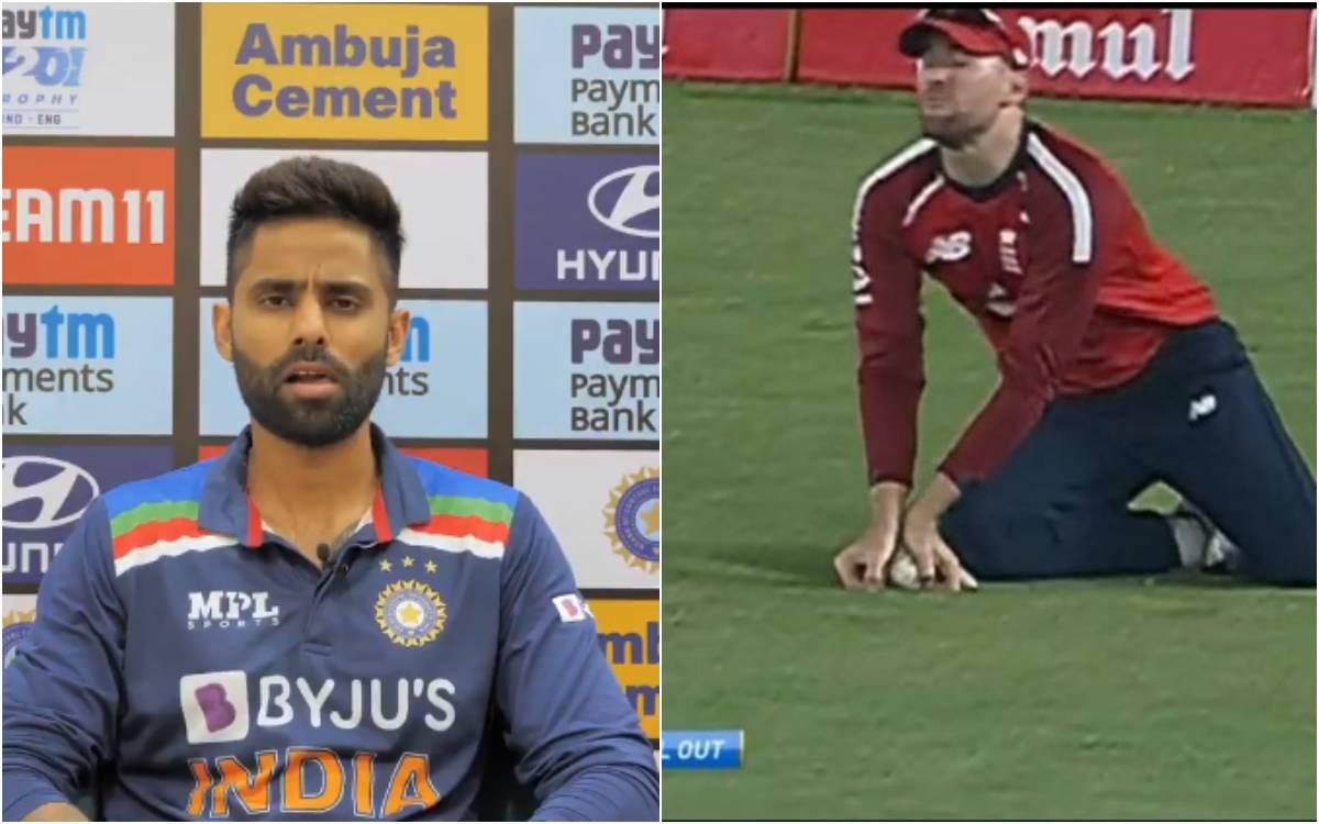 Cricket Image for VIDEO : 'मैं नाखुश नहीं हूं क्योंकि कुछ चीज़ें मेरे कंट्रोल में नहीं हैं', गलत आउट