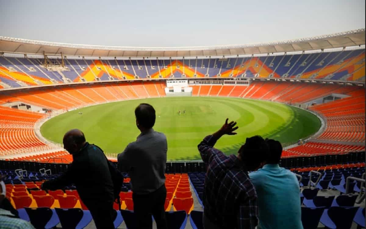 Cricket Image for In India England T20 Series Restriction Put For Viewers Due To Increase In Corona