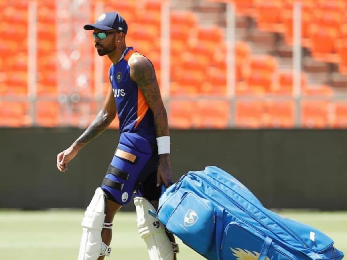 Cricket Image for Is Hardik Pandya Ready To Bowl Against England In T20Is?