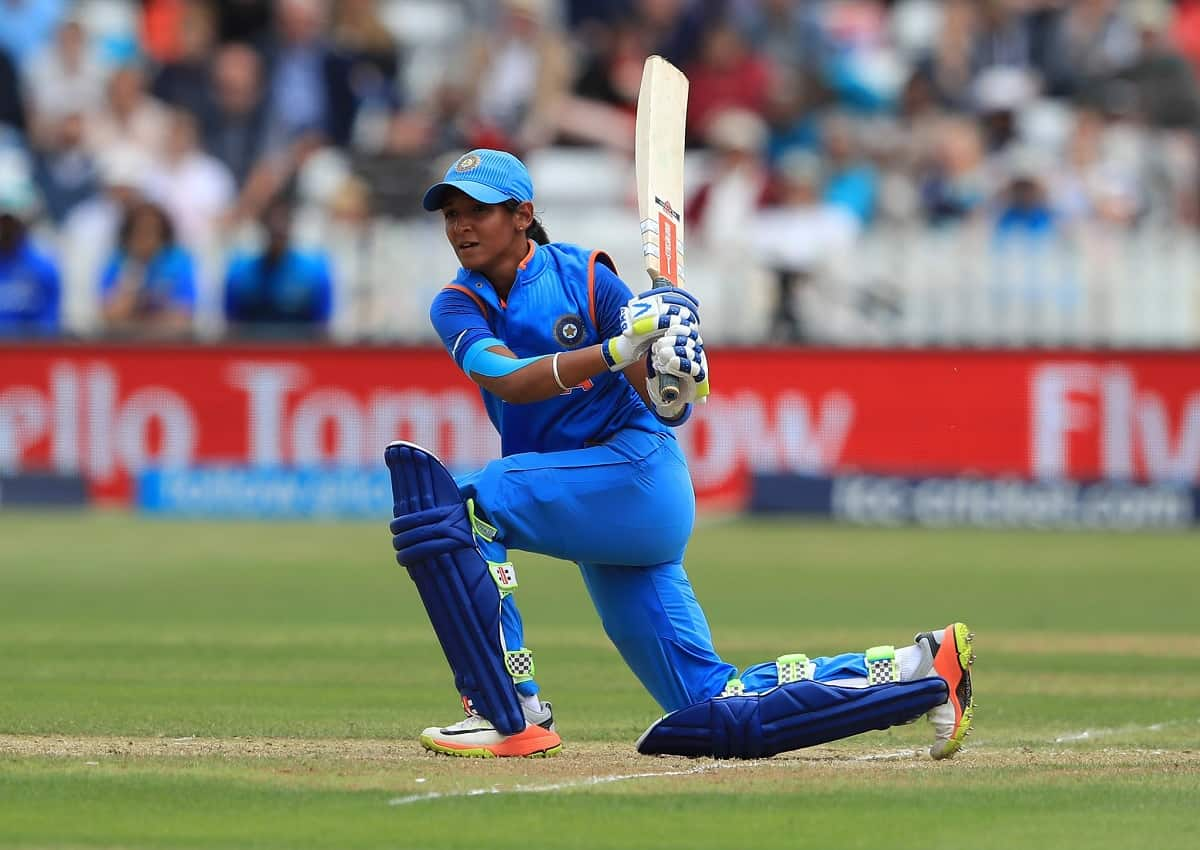 Harmanpreet Kaur Becomes 5th Indian To Play 100 Women's ODI
