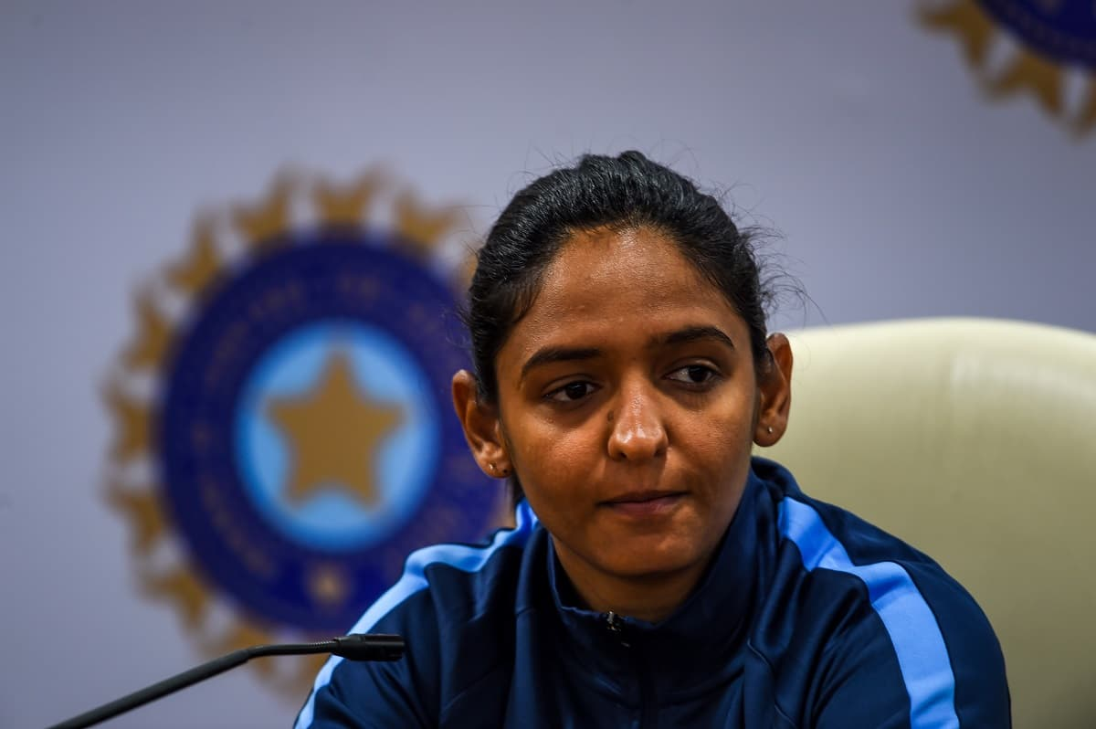 Cricket Image for Harmanpreet Kaur Tests Positive For Covid-19, Self-Isolates At Home