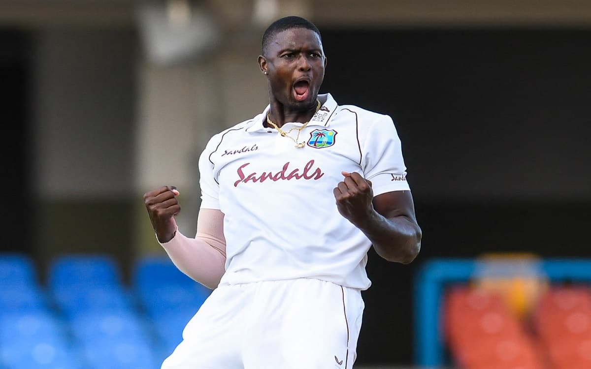 Cricket Image for WI vs SL, 1st Test: Jason Holder takes 5 as West Indies bowl out Sri Lanka for 169