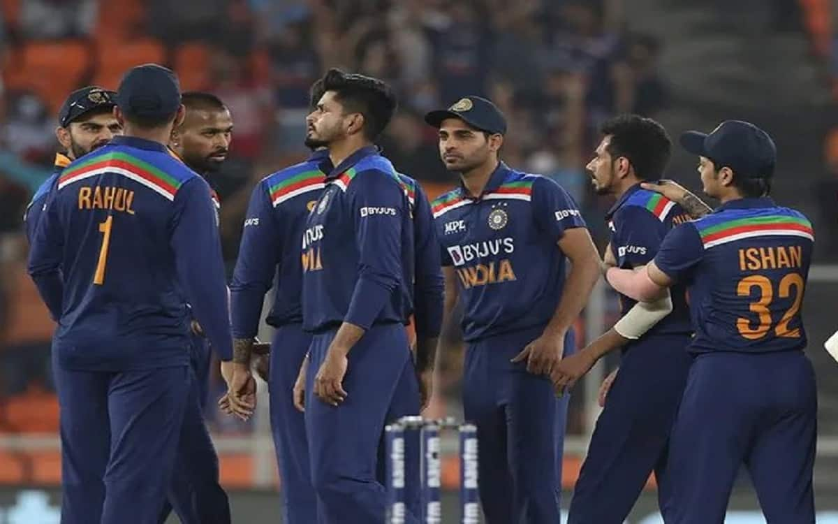 ICC fined India 20 Percent of match fees for slow over against england
