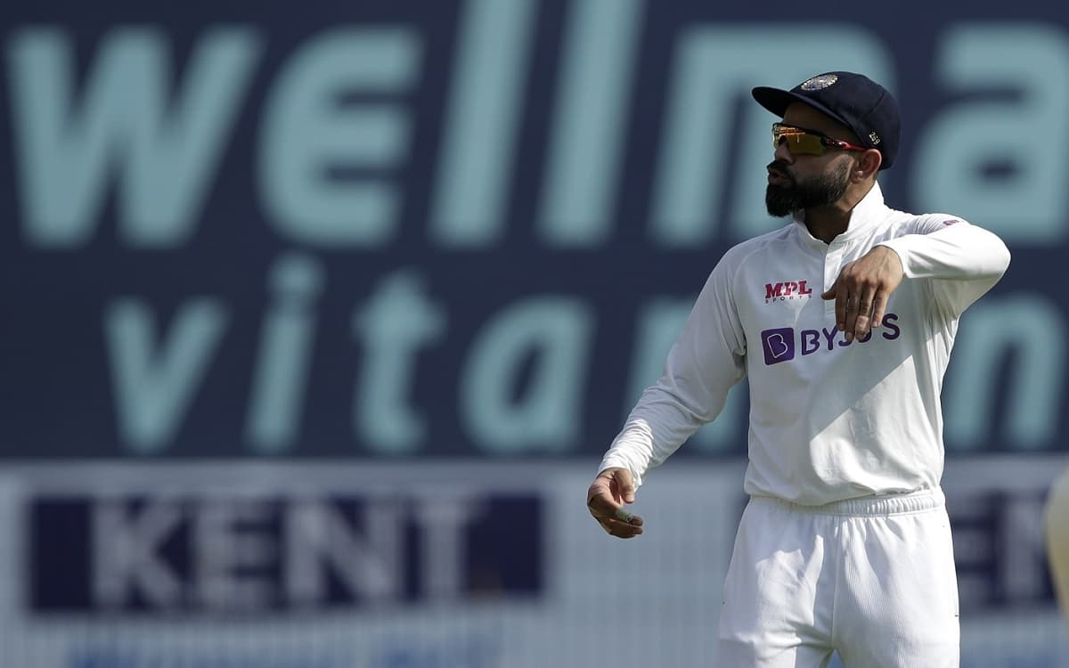 Cricket Image for Captain Virat Kohlis Important Statement About Batting In Test Cricket