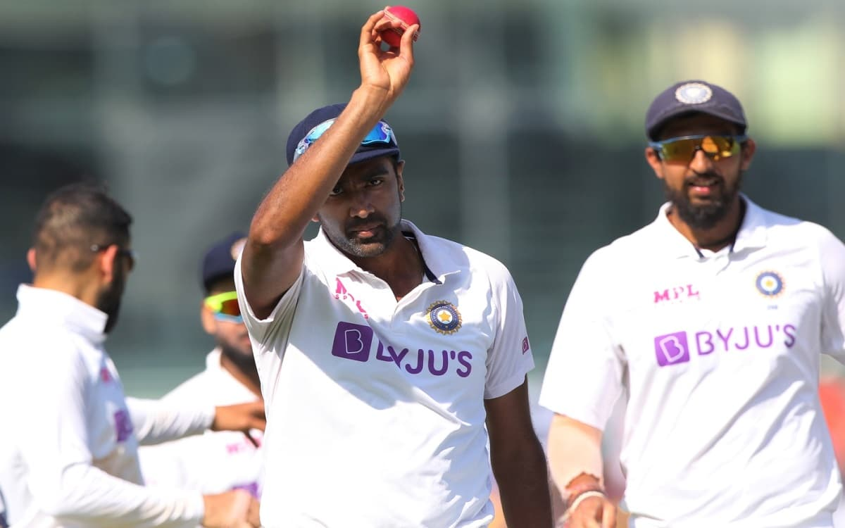 Cricket Image for Ravichandran Ashwin Nominated For ICC Player Of The Month With Root And Meyers