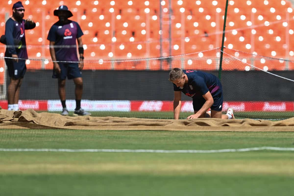 Cricket Image for Ind vs Eng: How Is 4th Test Pitch Looking After The First Day's Play