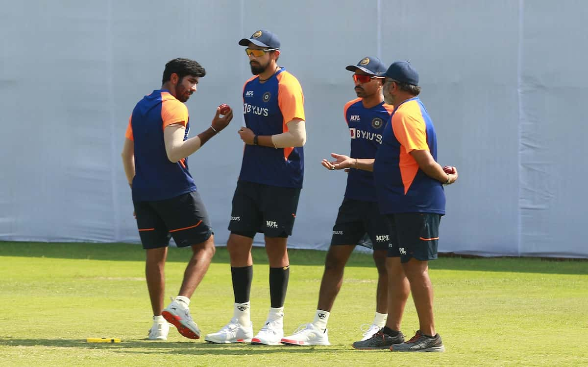 Indian team to start practice from tuesday for final test against england