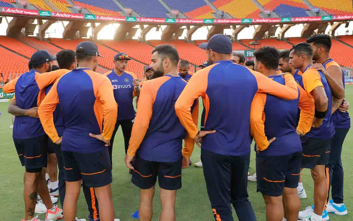 Cricket Image for India And England Ready For First Match Of Odi Series