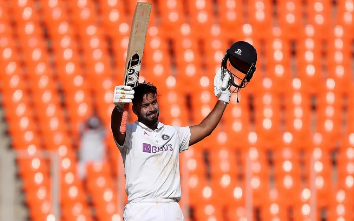 Cricket Image for IND vs ENG: Rishabh Pant Emerges As A Complete Batsman-Wicket-Keeper Package
