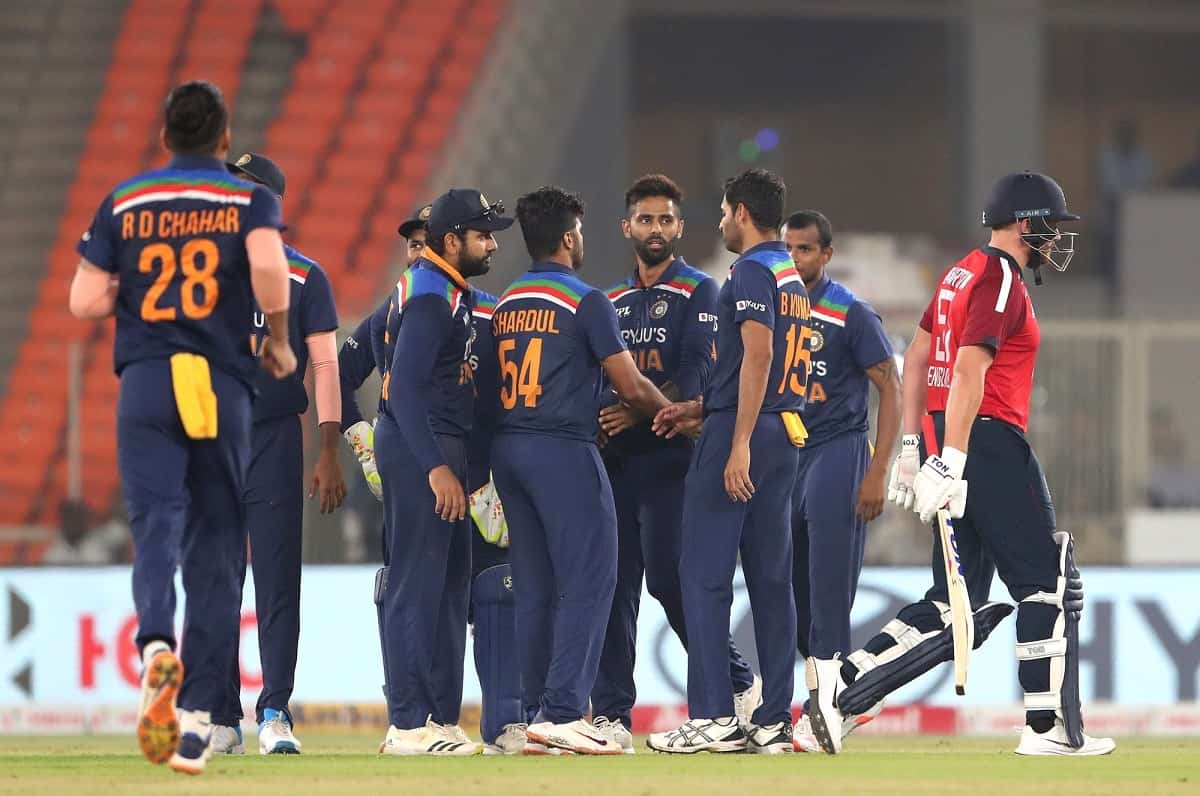 Cricket Image for India Beat England By 36 Runs To Win 5th T20I, Clinch Series 3-2