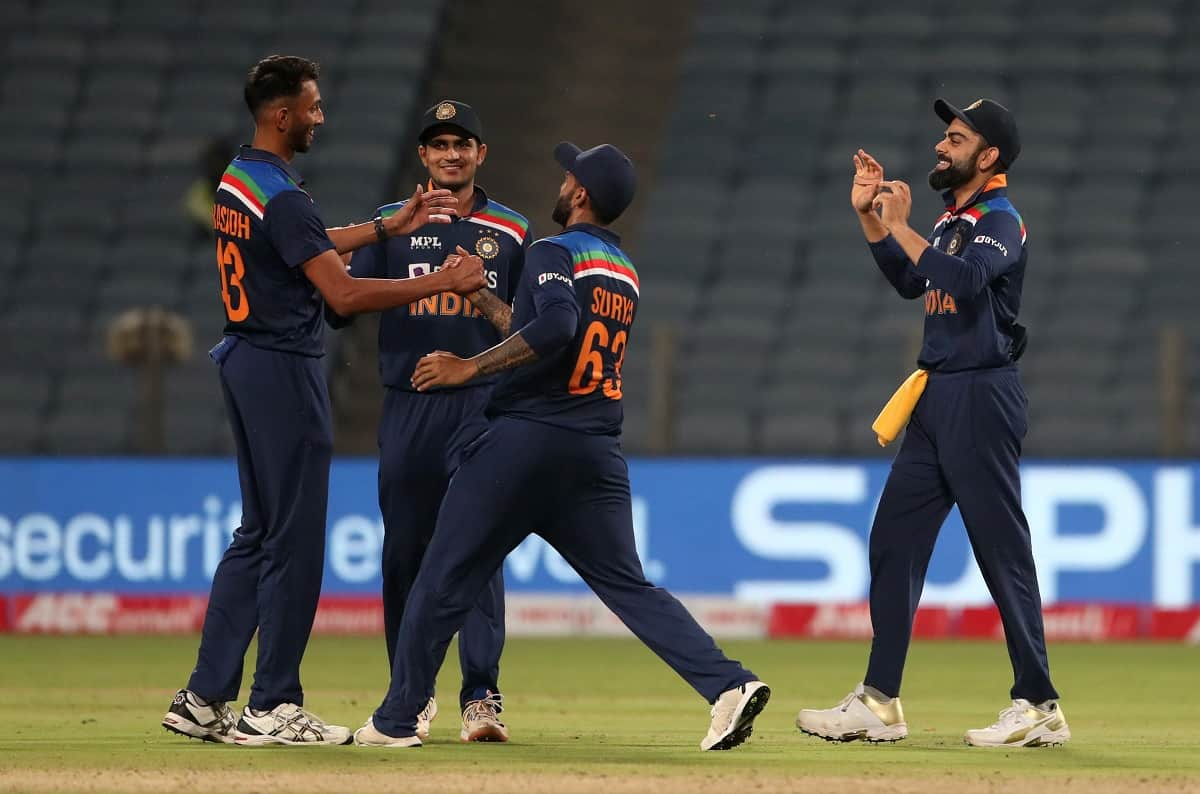 Cricket Image for India Beat England By 66 Runs In 1st ODI, Lead 3-Match Series 1-0