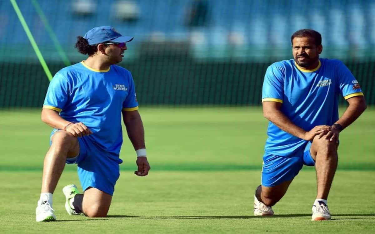 Cricket Image for World Road Safety Series: शानदार गेंदबाजी के दम पर इंडिया लेजेंड्स ने बांग्लादेश क