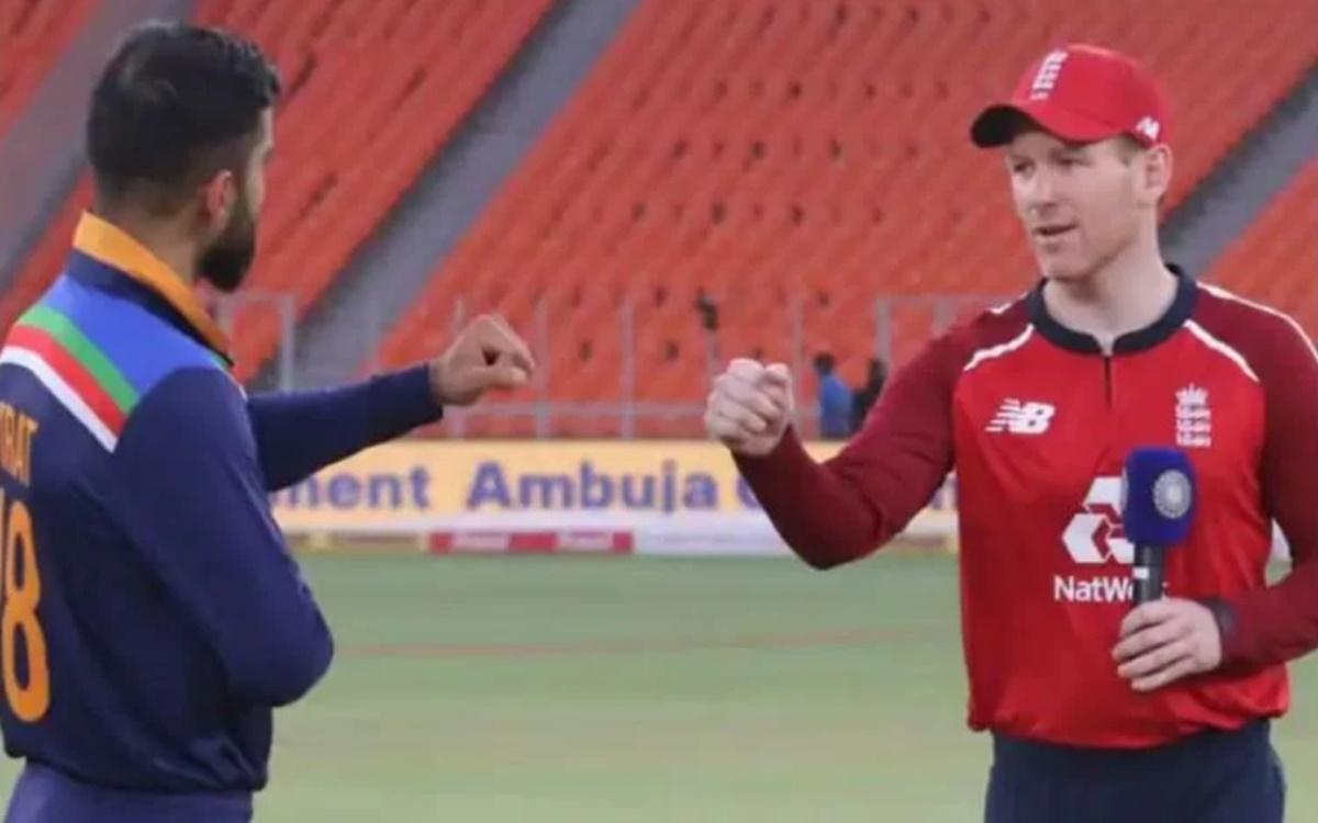 Cricket Image for IND vs ENG: इंग्लैंड ने टॉस जीतकर चुनी गेंदबाजी, देखें दोनों टीमों की प्लेइंग इलेव