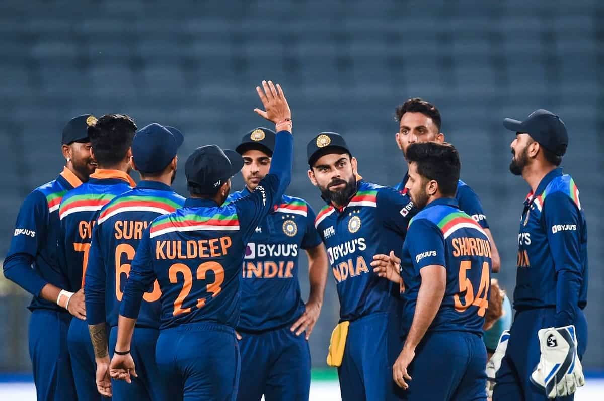 Cricket Image for India At 8th Spot In ODI Super League