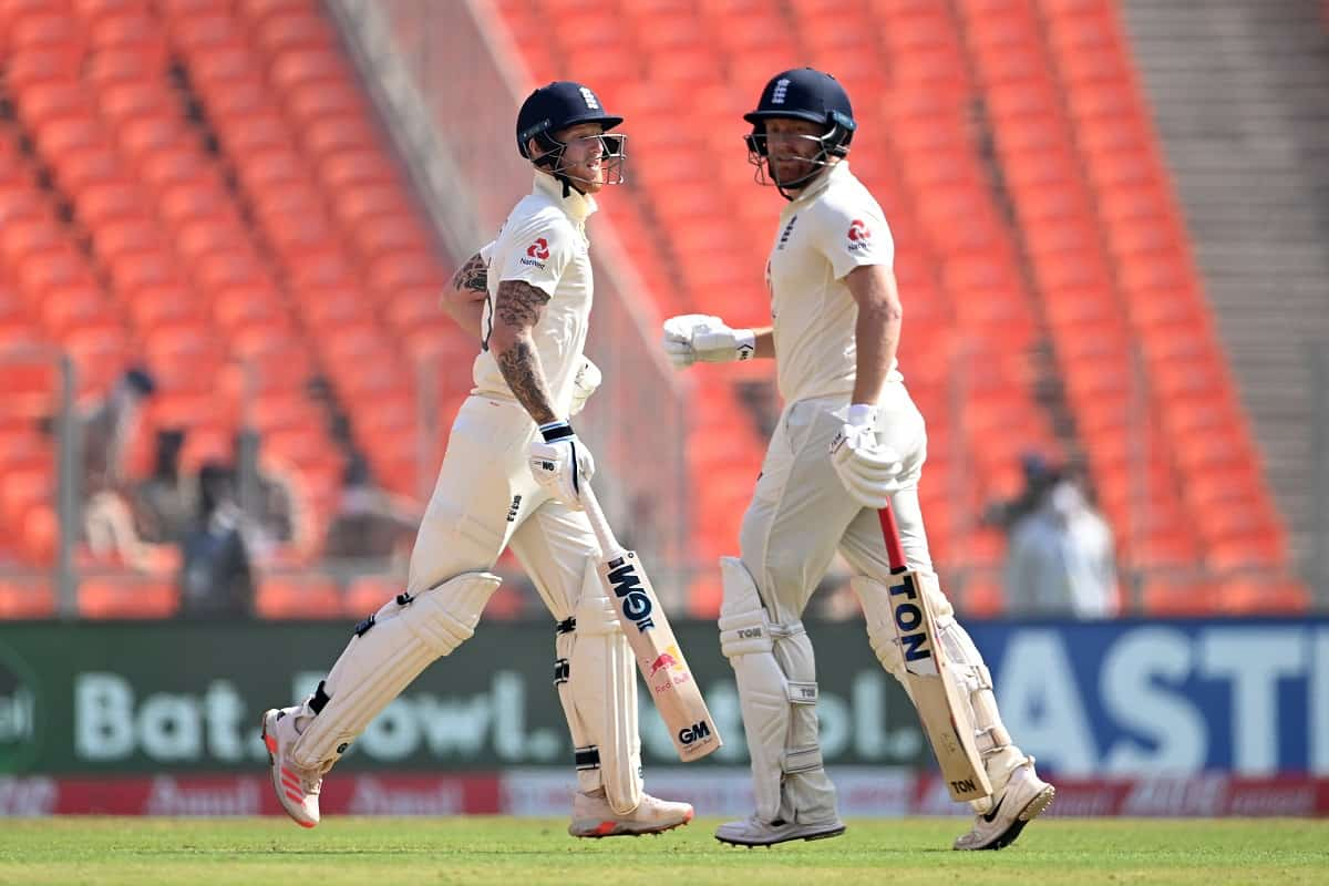 Bairstow, Stokes Survive After India Picks 3 Wickets In First Session