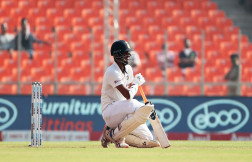 Sundar Remains Unbeaten At 96 As India All Out For 365
