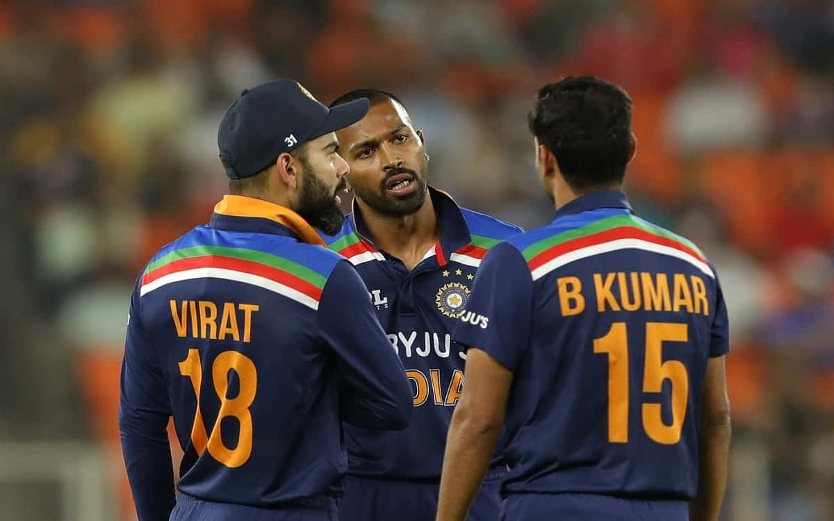 Cricket Image for India Would Like To Get Equal In The Series By Winning The Fourth Match