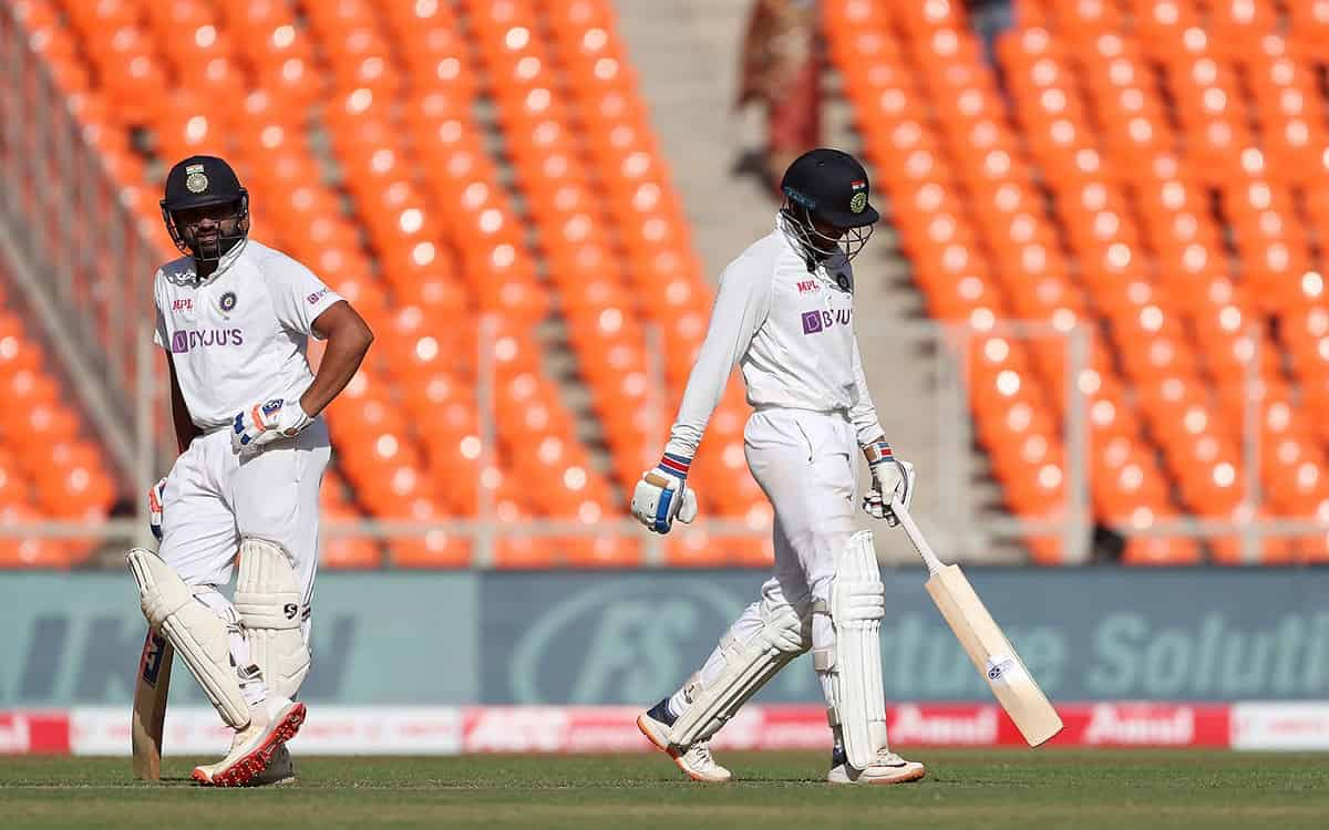 Cricket Image for Indian Cricket Team Strong In Front Of England On The First Day Of The Fourth Test