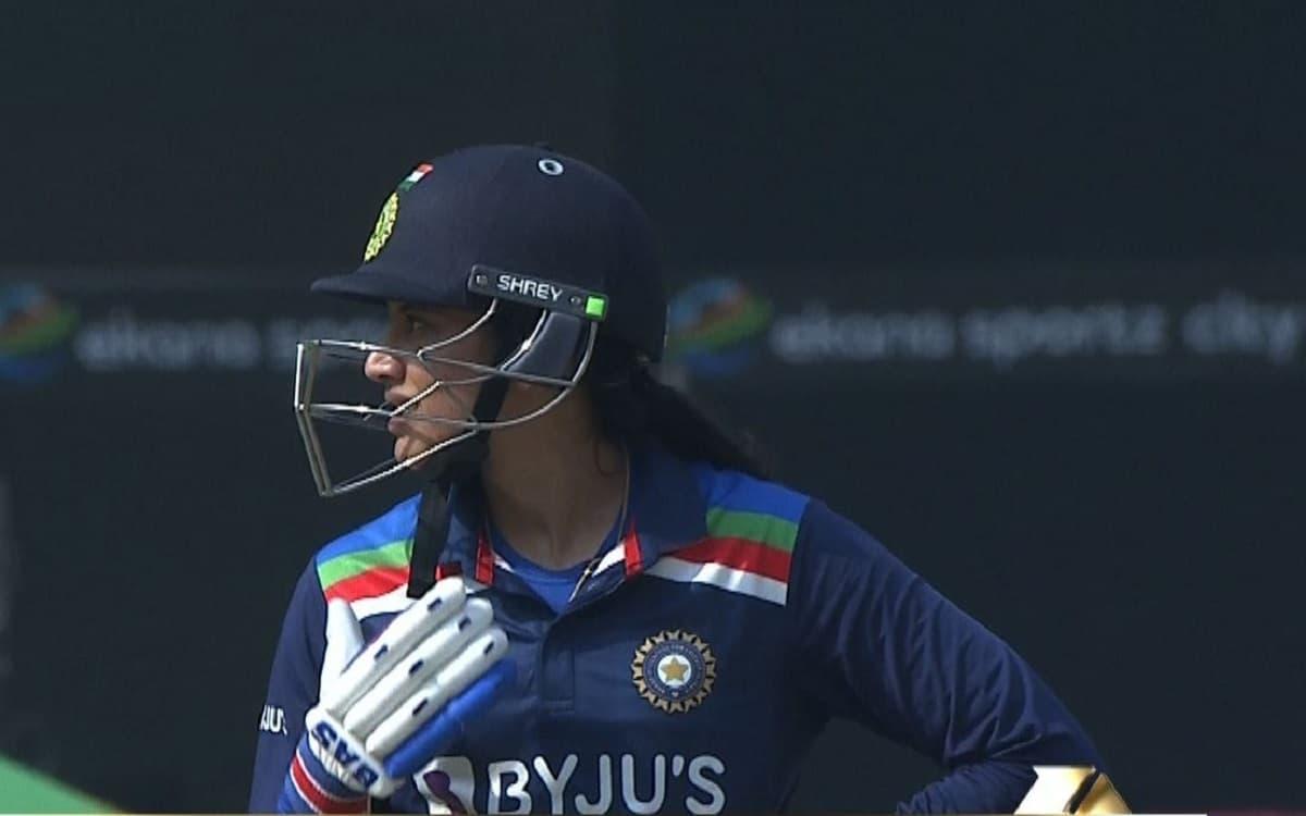 Cricket Image for IND vs SA: भारतीय महिला टीम को साउथ अफ्रीका की इन दो गेंदबाजों से खतरा, स्मृति मंध