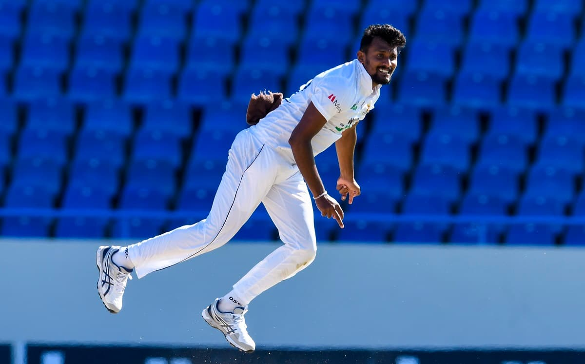 Cricket Image for Is Suranga Lakmal The Most Underrated Fast Bowler In Test Cricket Currently?