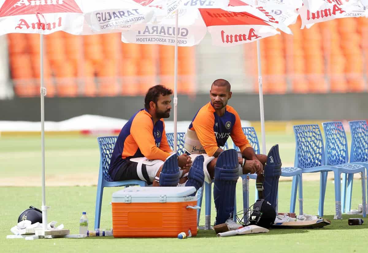 Cricket Image for Is This The End Of A Legendary Partnership Between Rohit And Dhawan?
