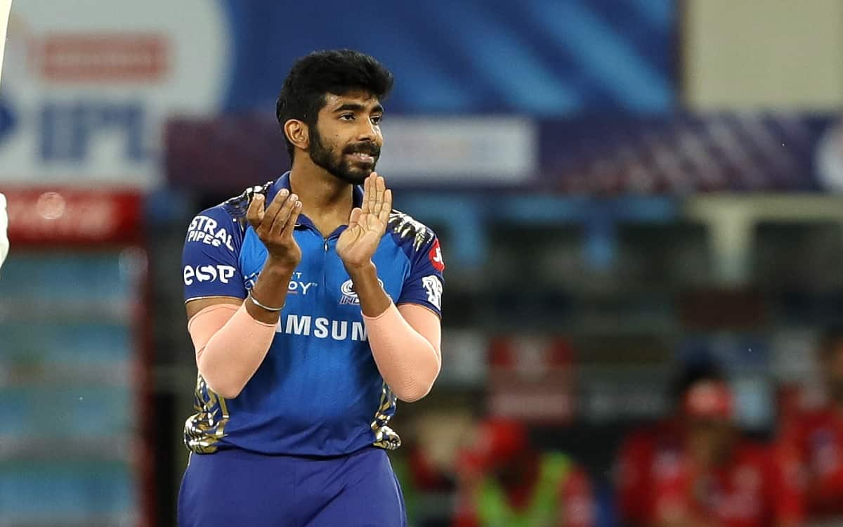 Cricket Image for Jasprit Bumrah Continue His Game With Mumbai Indians By End Of March After Marriag