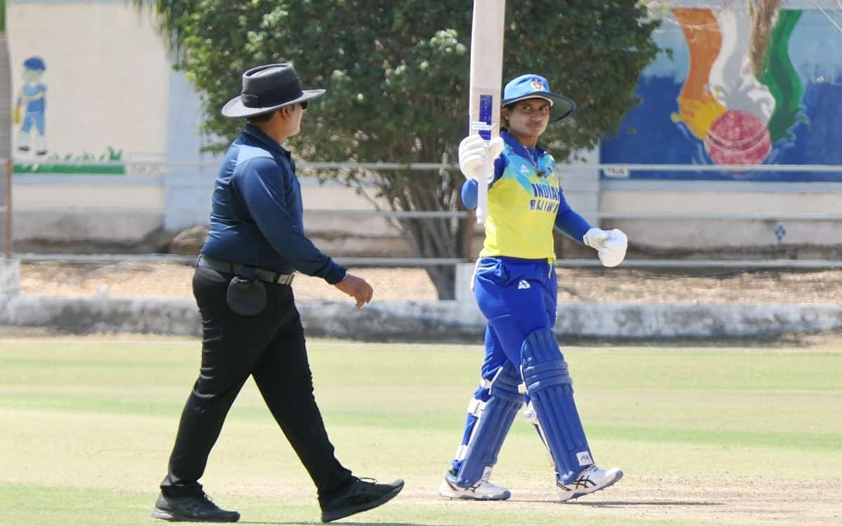 Cricket Image for Jharkhand And Railways Reached In Semi-Finals At Senior Women's One Day Cricket