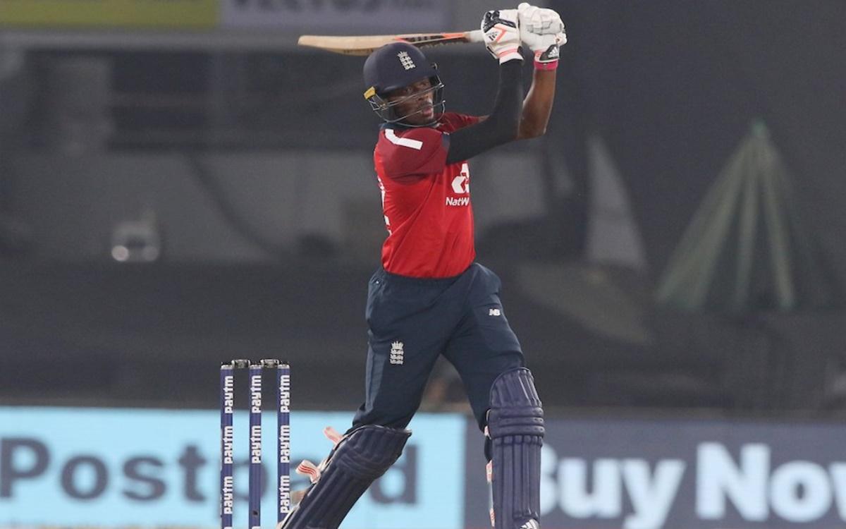 Cricket Image for Ind vs Eng: शार्दुल ठाकुर की गेंद पर टूटा जोफ्रा आर्चर का बल्ला, वायरल हुआ 3 साल प