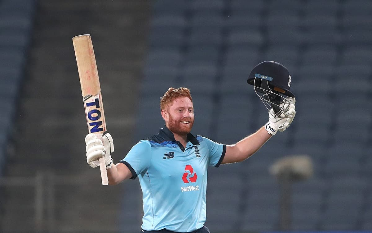 Cricket Image for Jonny Bairstow Took Revenge Of Test Series In Odis After Replied To Gavaskar Over