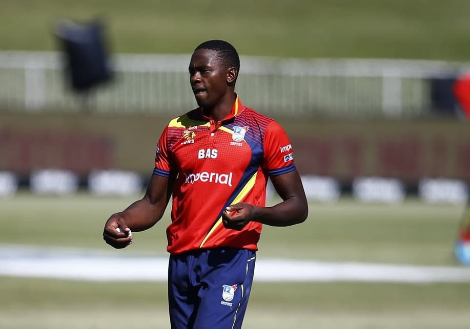 Cricket Image for Betway T20 Challenge: 'I Feel Proud To Help Lions Win T20 Title', Speedster Kagiso