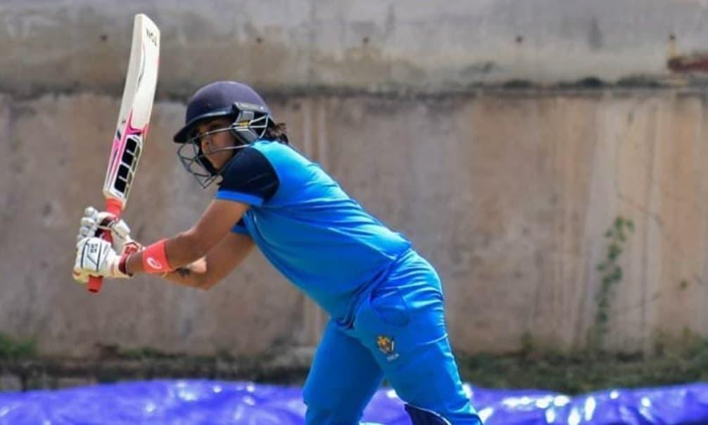 Cricket Image for Women's ODI Trophy: Karnataka Beat Tamil Nadu By 84 Runs With Veda Krishnamurthy's