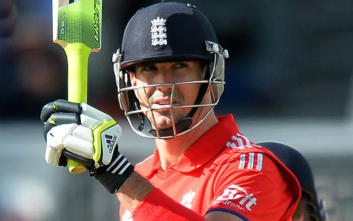 Cricket Image for Kevin Pietersen Wants To Play For England After England Legends Beat India Legends
