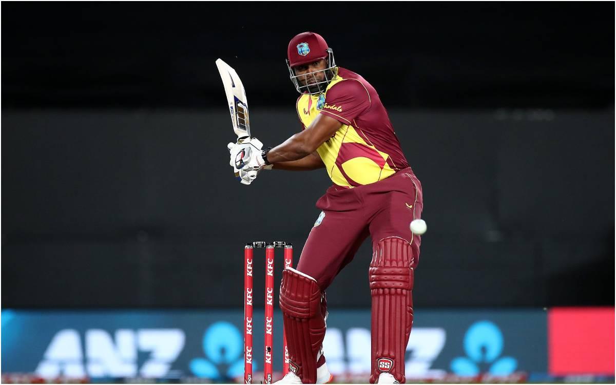 Cricket Image for VIDEO : कीरोन पोलार्ड ने लगाए एक ओवर में 6  छक्के, टी-20 क्रिकेट में की युवराज सिं