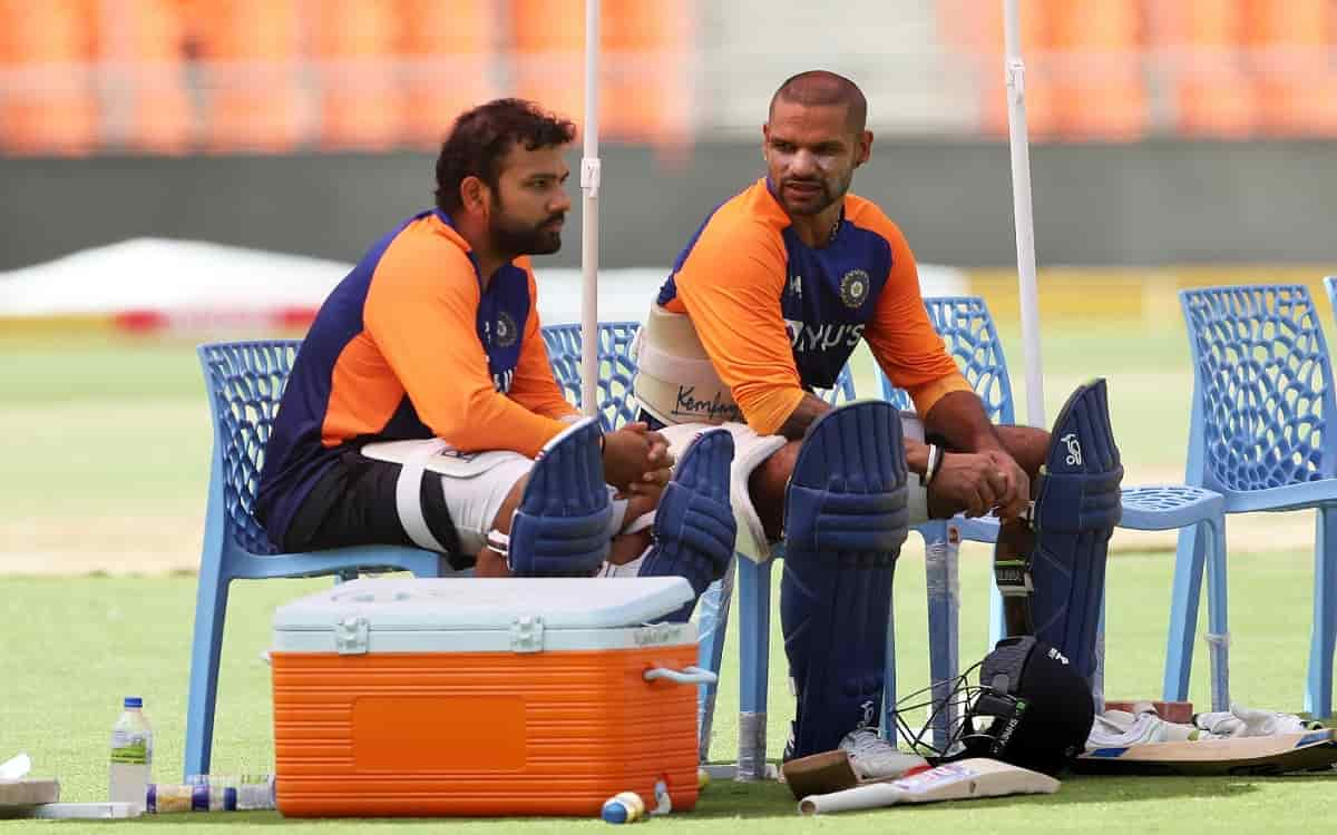 Cricket Image for Kohlis Statement Amid All The Speculation Said Dhawan And Rohit To Open In First O