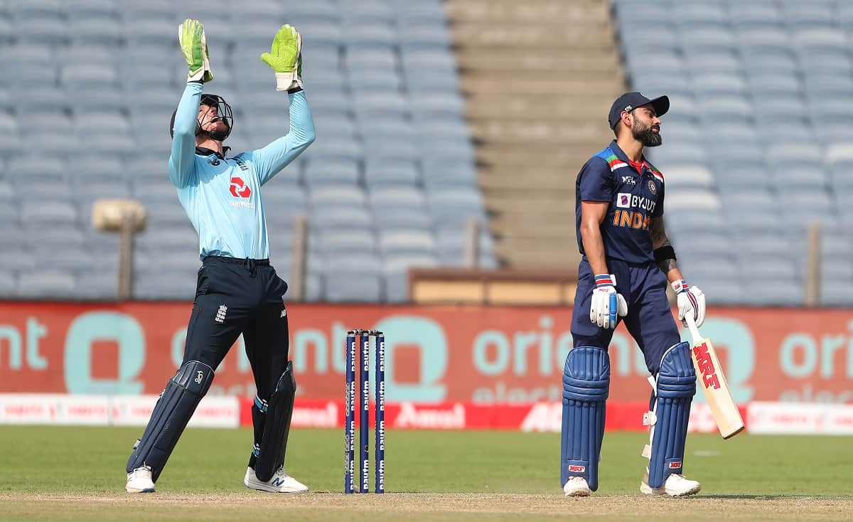 Cricket Image for Kohli's Troubles Against Leg-Spinners Continues