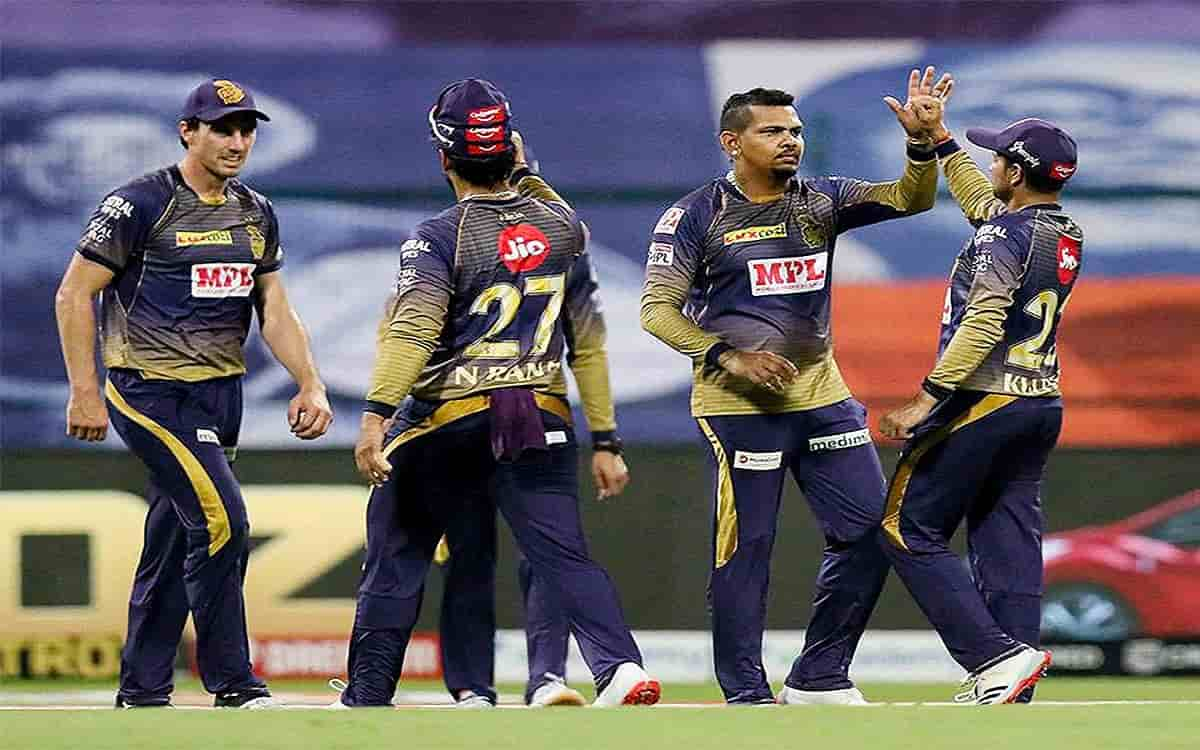 Kolkata Knight Riders' preparation for IPL 2021 training camp is complete