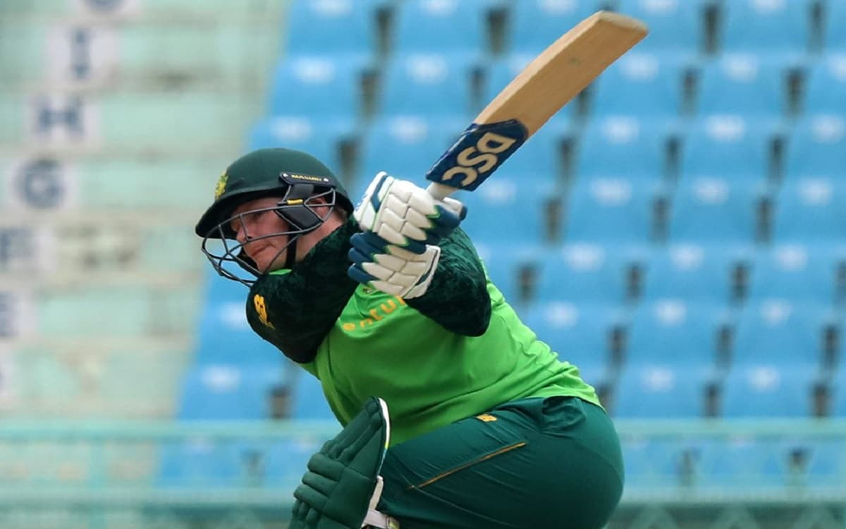Cricket Image for IND vs ENG: Lizelle Lee, Laura Wolvaardt Seal SA's First T20 Series Win Vs India