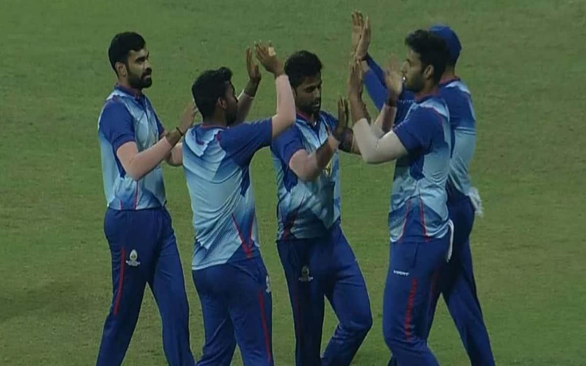 Maharashtra beat Puducherry by 137 runs in Vijay Hazare Trophy
