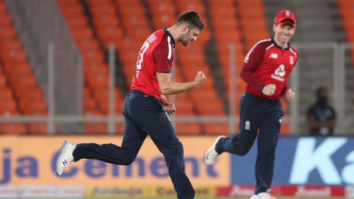 Cricket Image for Mark Wood Is Enjoying The Bouncy Conditions At Motera Stadium