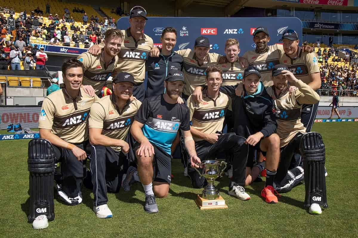 Cricket Image for Martin Guptill Leads New Zealand To T20 Series Win Against Australia