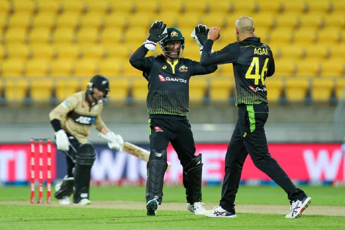 Maxwell, Agar Help Australia Defeat New Zealand By 64 Runs