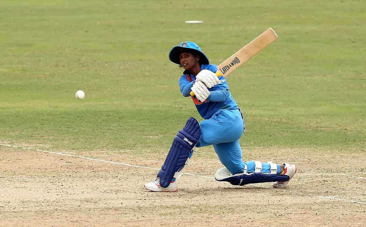 Cricket Image for Mithali Raj's Fifty Takes India To 177/9 Against South Africa In 1st ODI