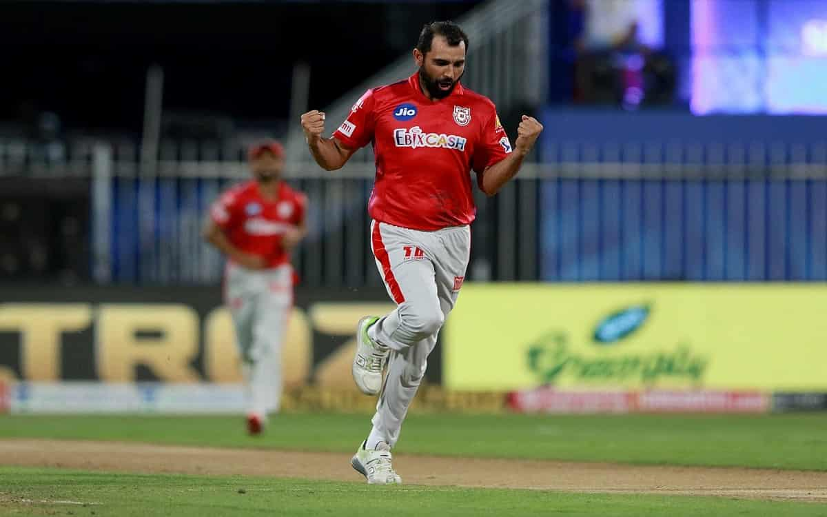 Cricket Image for Fast Bowler Mohammad Shami Fully Prepared To Show Action On The Field For Punjab K