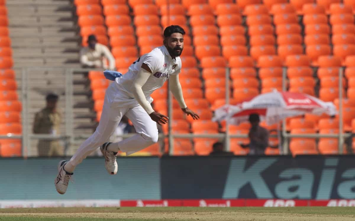 Cricket Image for IND vs ENG: Mohammed Siraj Shows Why He Is A Proper Test Match Bowler