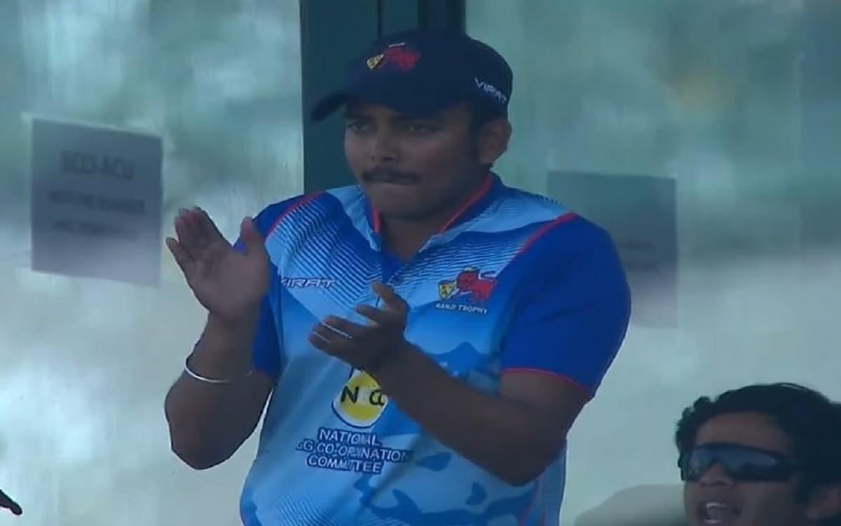 Cricket Image for  Mumbai Won The Tournament Title Of Vijay Hazare Trophy 2021 Under The Captaincy O