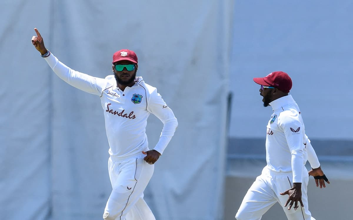Cricket Image for WI vs SL: New Windies Skipper Brathwaite Helps Pile Pressure On Sri Lanka