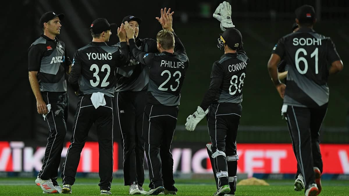 Cricket Image for 2nd T20I: New Zealand Beat Bangladesh By 28 Runs To Seal T20I Series