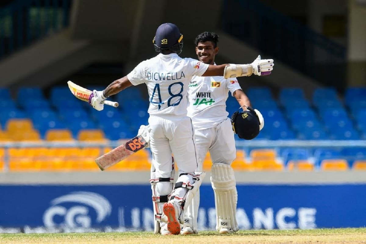 Cricket Image for 1st Test: Nissanka Ton Helps Sri Lanka Turn Tables On West Indies On Day 4