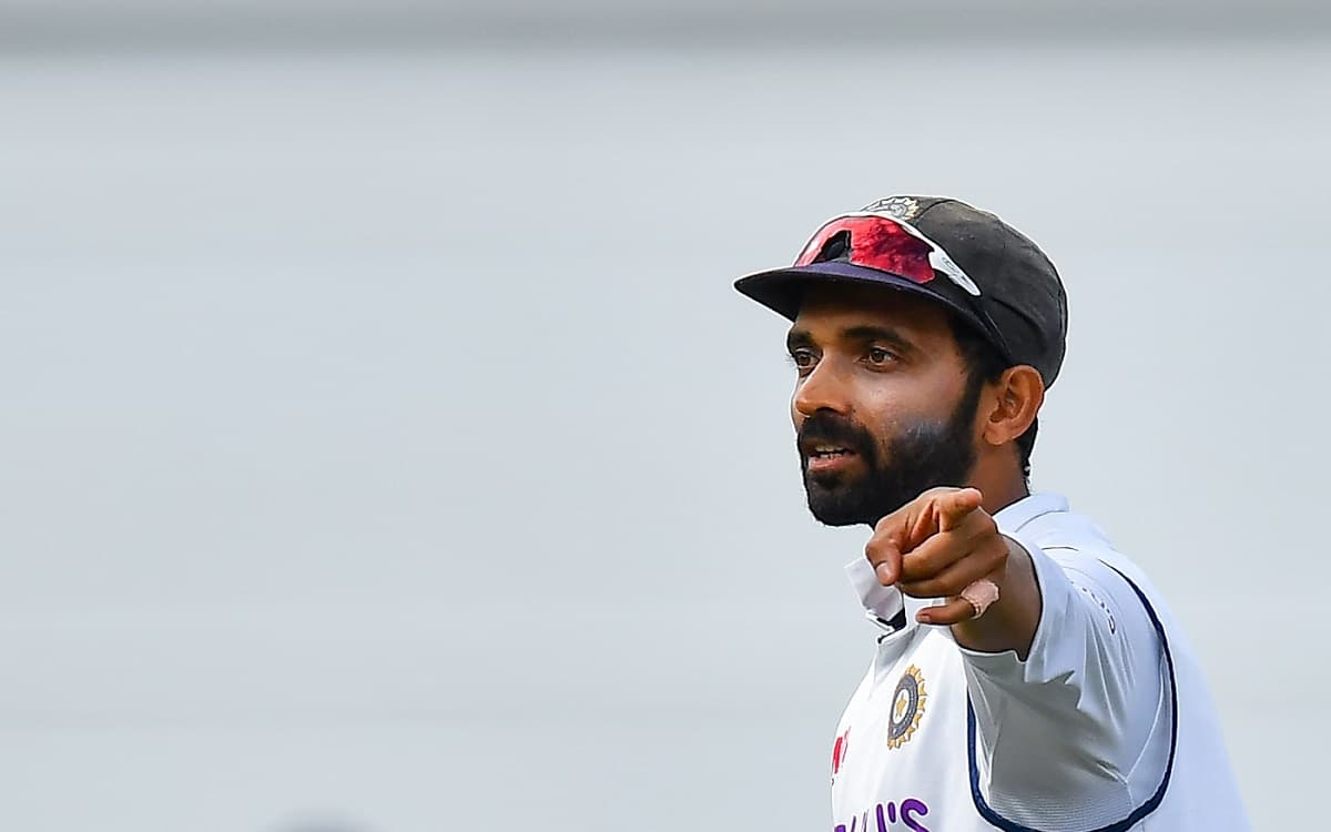 Cricket Image for Ajinkya Rahanes Prediction About The Pitch Of The Fourth Test Against England
