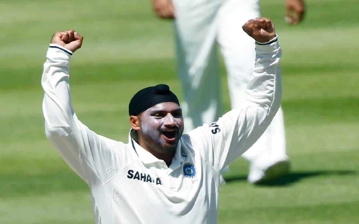 Cricket Image for 20 Yrs Since 'Turbanator' Spun A Web Around Aussies
